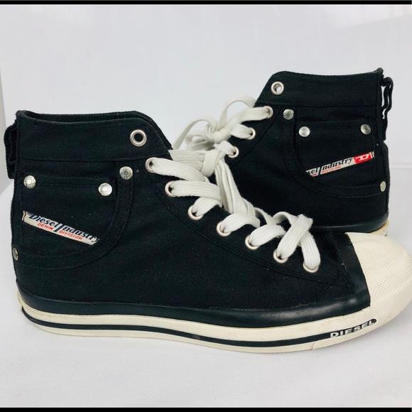 Diesel Shoes | Diesel Industry Sneakers